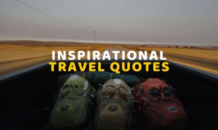 Best Travel Quotes – 125 Inspirational Quotes & Instagram Captions