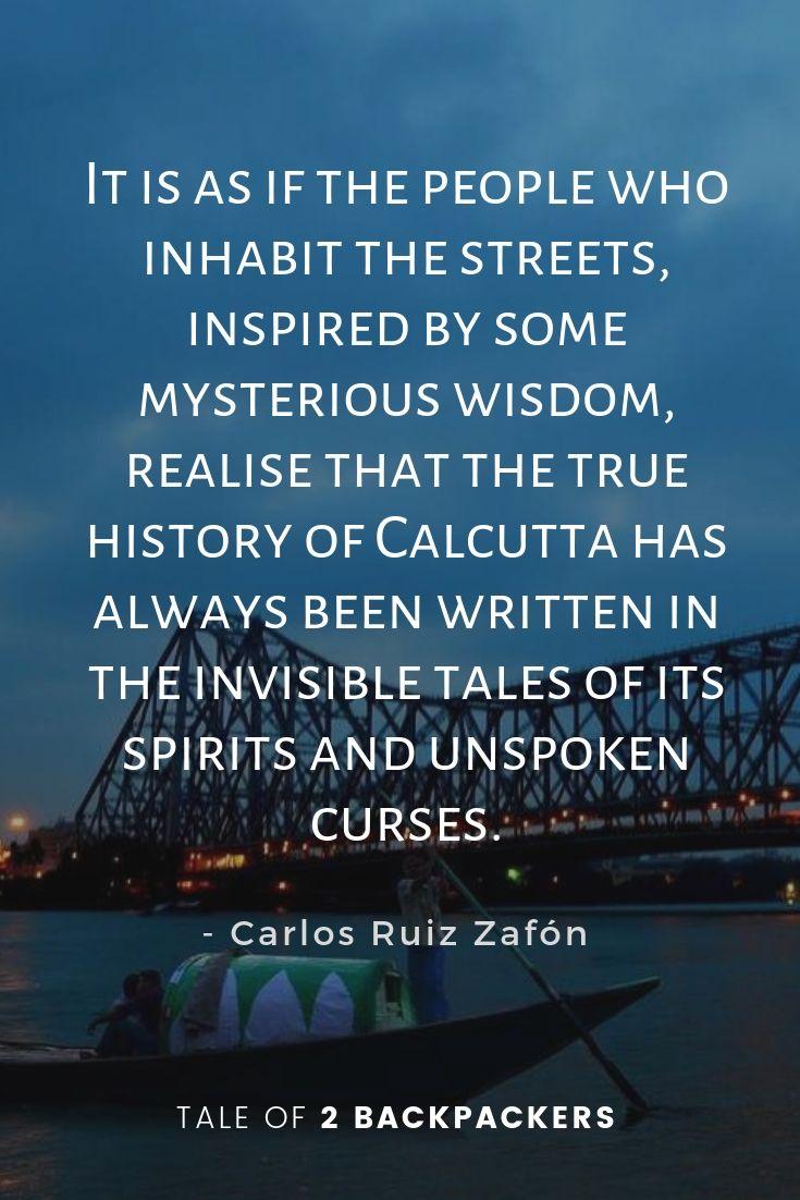 Kolkata quotes - calcutta quotes