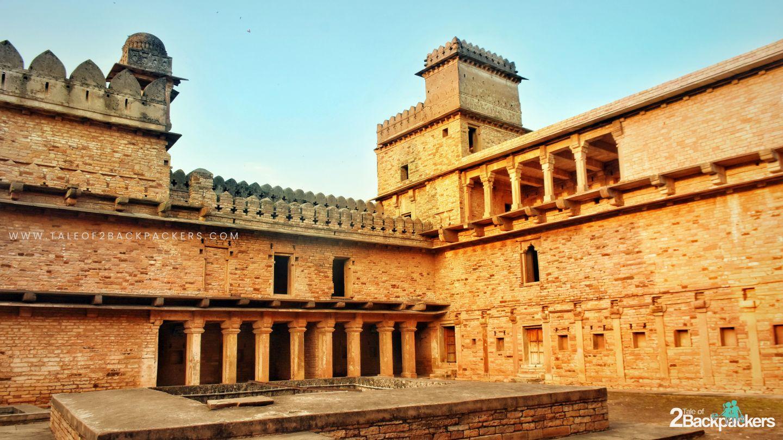 Chanderi Fort, Chanderi Madhya Pradesh Tourism