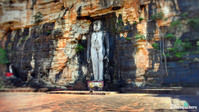 Khandagiri Temple, Chanderi Madhya Pradesh Tourism