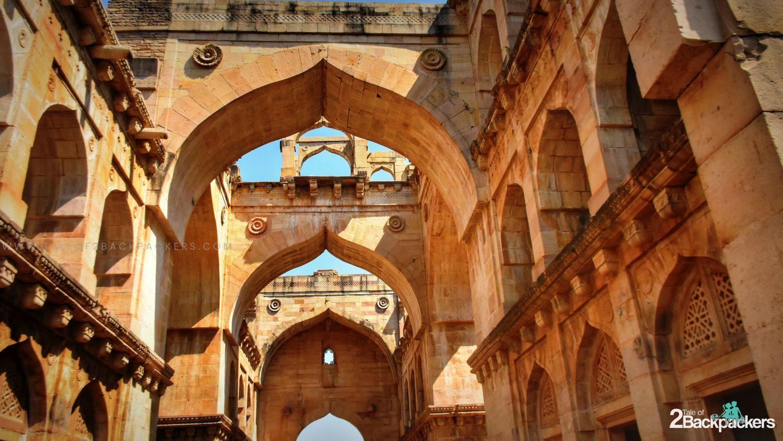 Koshak Mahal Chanderi Madhya Pradesh Tourism