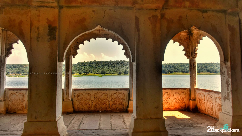 Ramnagar Palace Chanderi Madhya Pradesh Tourism