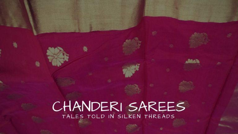 Chanderi Sarees Madhya Pradesh Tourism