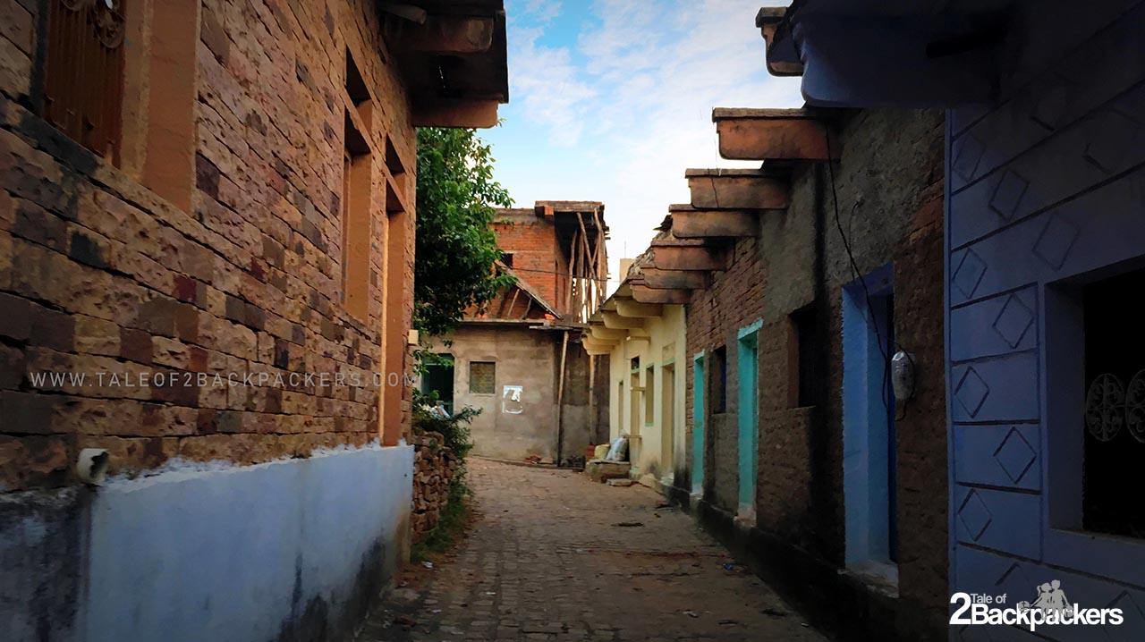 Chanderi Bunkaar colony