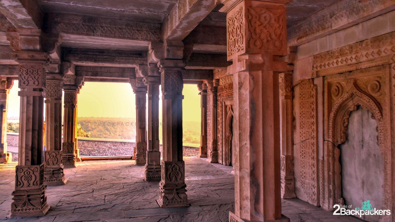 Kirti Durg, Chanderi Fort, Chanderi Madhya Pradesh Tourism