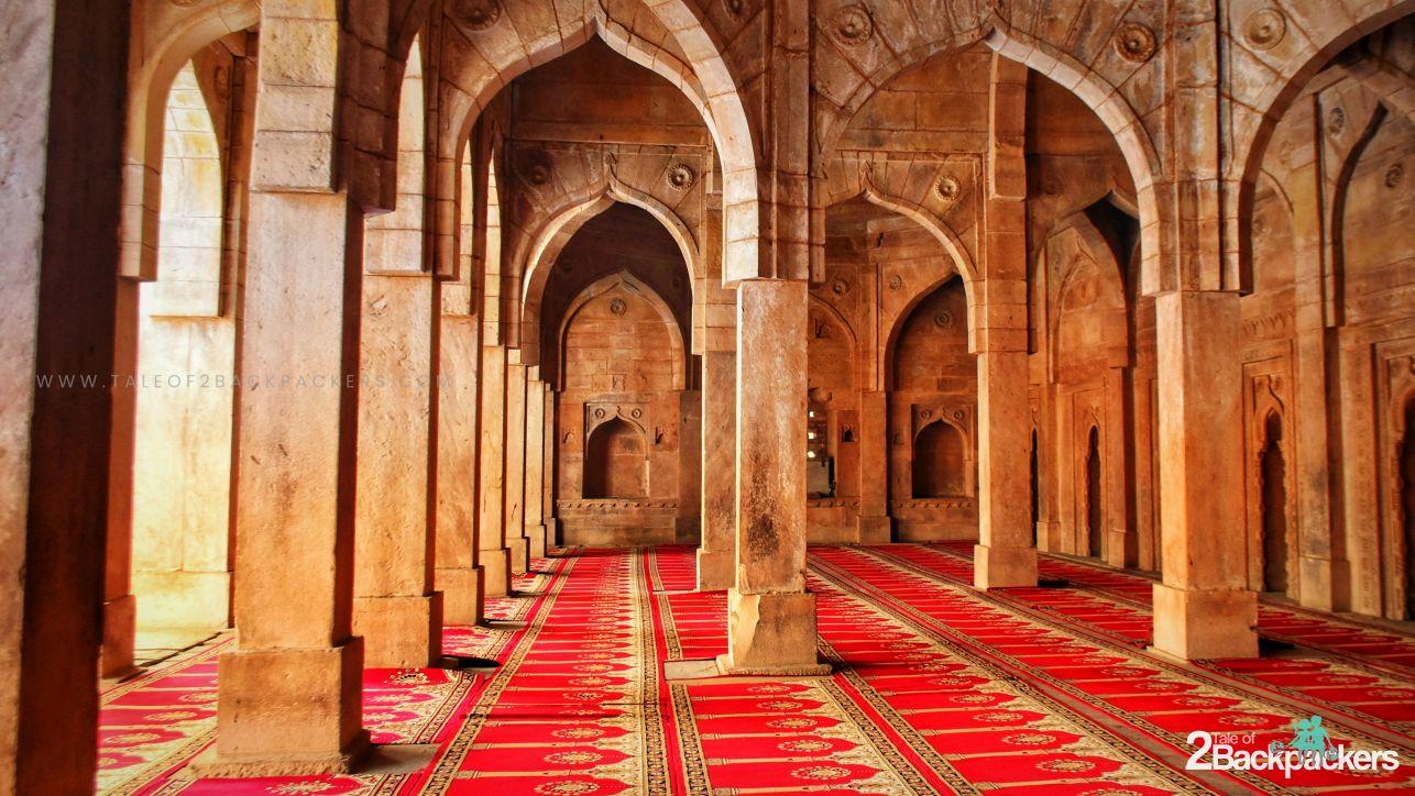 Jama Masjid, Chanderi Madhya Pradesh Tourism