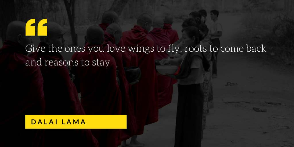 Inspirational Quotes by Dalai Lama