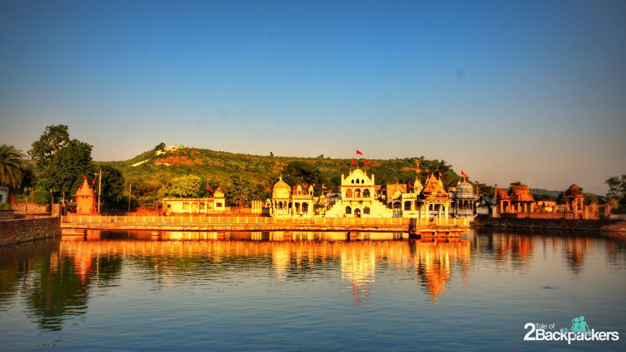 Parameshwar Taal, Chaderi Madhya Pradesh