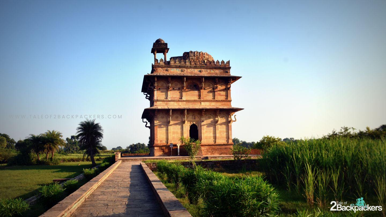 Shahzadi ka Roza, Chanderi Madhya Pradesh Tourism