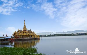 Mandalay Lake - Myanmar Travel Guide