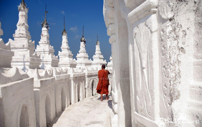 Mingun Myanmar Itinerary