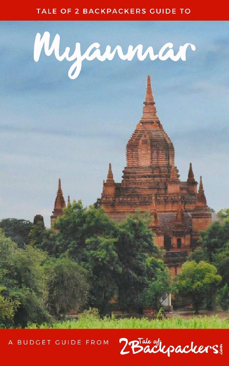 Myanmar (Burma) Travel Guide