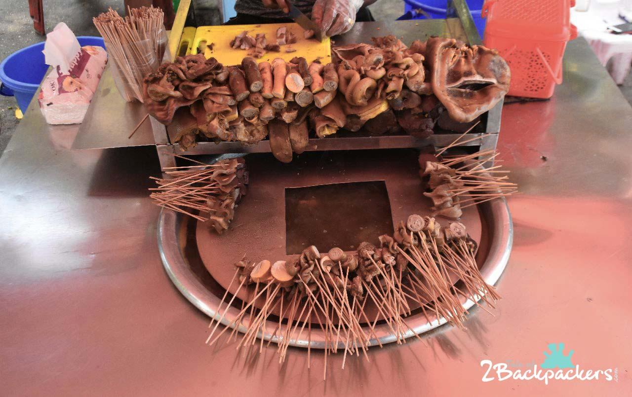 Street Food at Yangon Myanmar - Myanmar Travel Guide