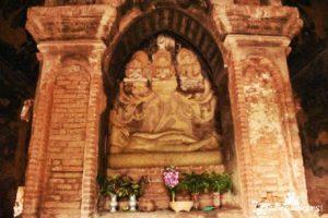 Abeydana Temple Bagan Myanmar