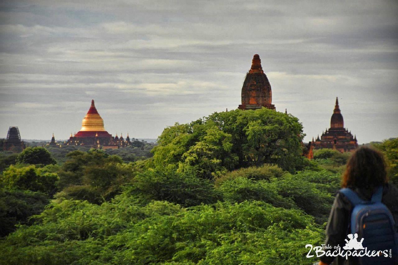 Mahazedi Pagoda_Bagan Myanmar