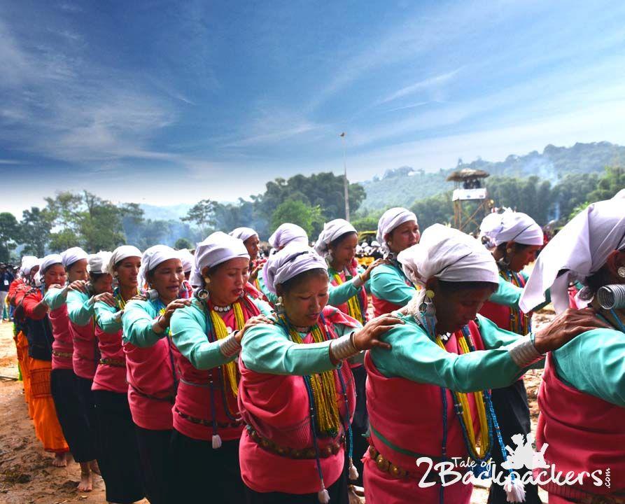 Mega Galo Dance, Bascon_Basar Confluence_Arunachal Pradesh