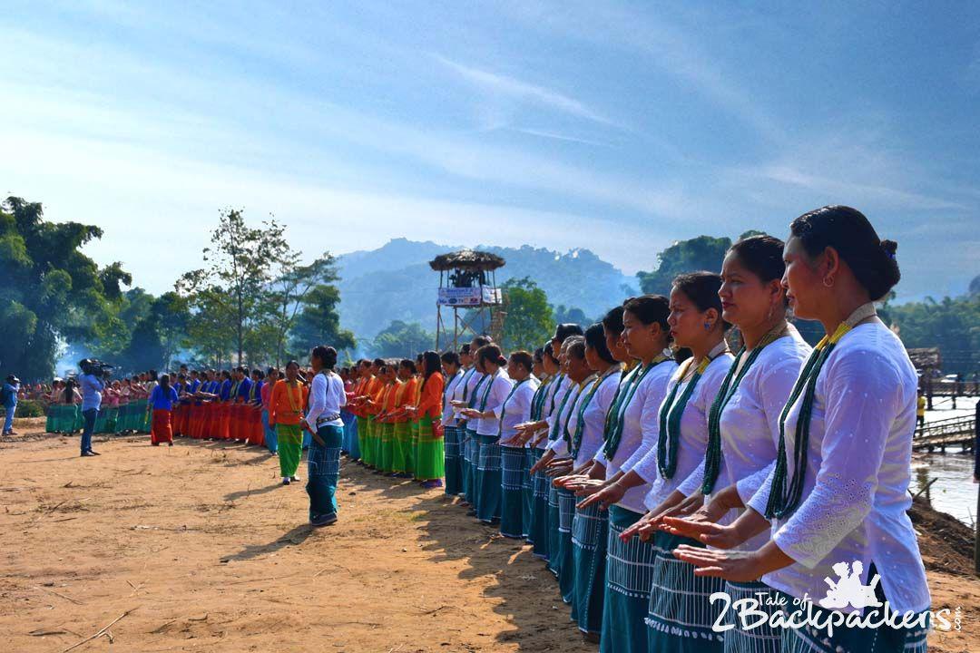 Galo Ponu, Bascon_Basar_Arunachal Pradesh