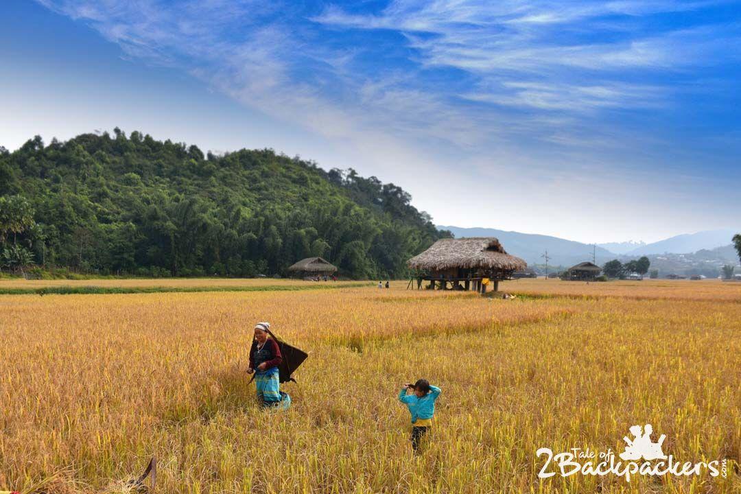 Bascon, basar confluence, Arunachal Pradesh Tourism