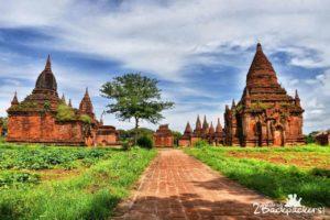 Best pagodas in Bagan, Myanmar