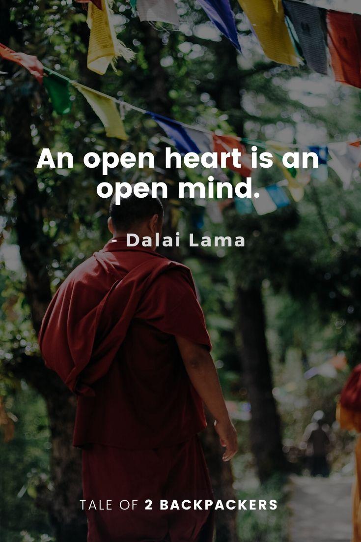 Dalai Lama Quotes on Mind