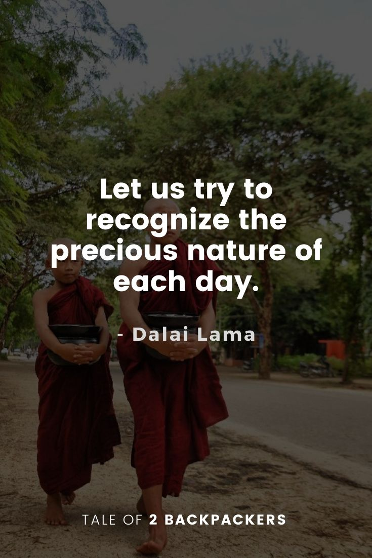Dalai Lama Quotes on Nature