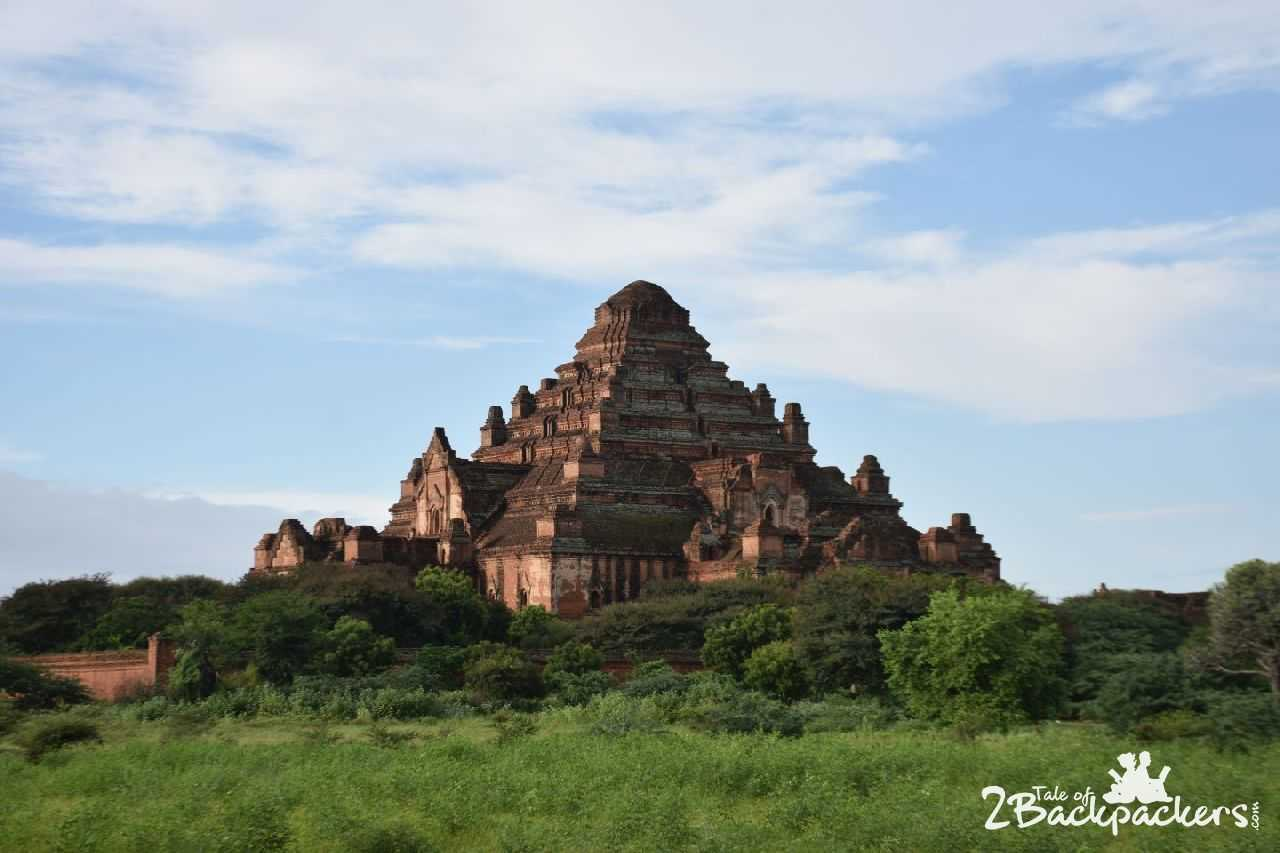 Dhammayangyi Temple BaganMyanmar