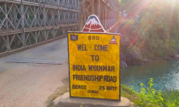 India to Myanmar by Road – the great road trip