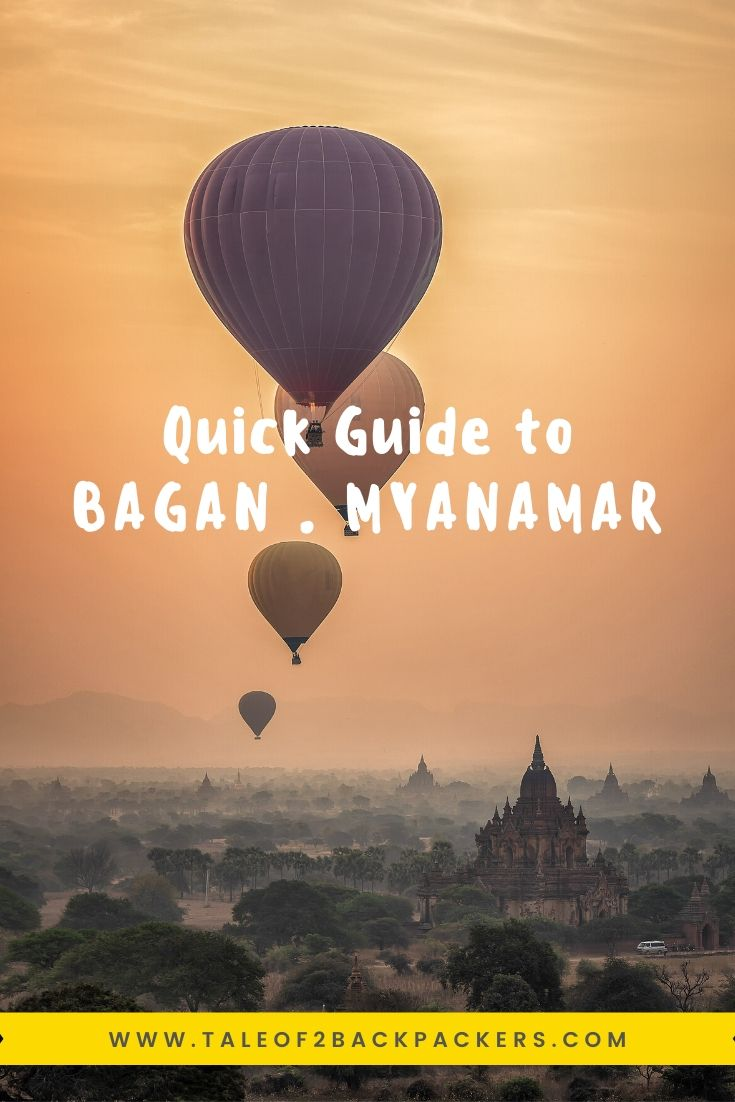 Quick Guide to Bagan
