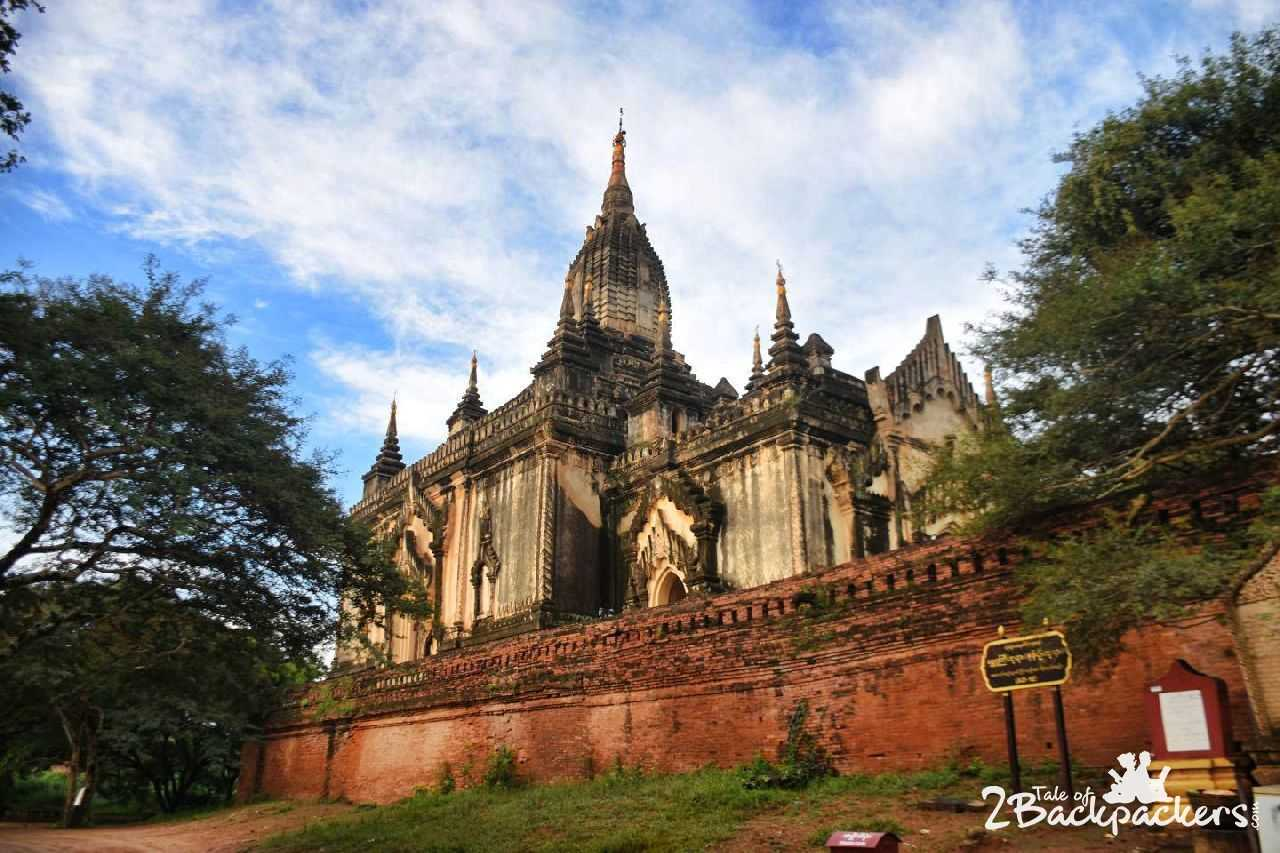 Shwe Gu Gyi Pagoda_Bagan_Myanmar
