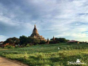 Shwesandaw Pagoda Bagan_Myanmar