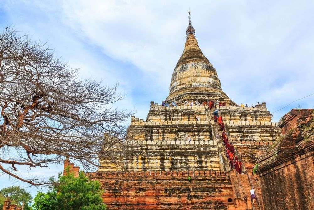 Shwesandaw Pagoda Temples of Bagan