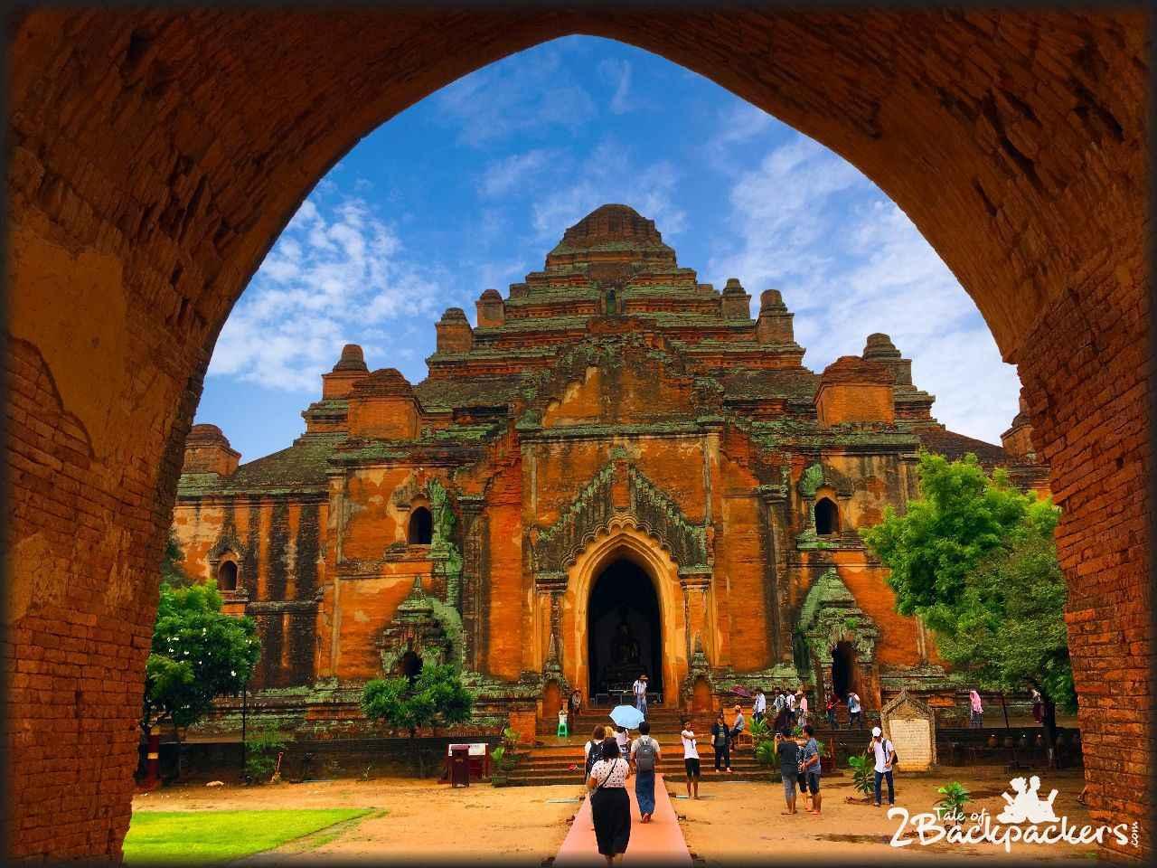 Sulamani Temple Bagan