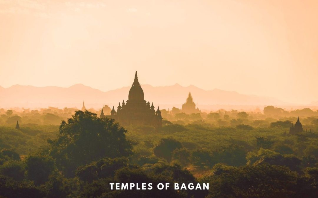 Temples of Bagan that should not be missed
