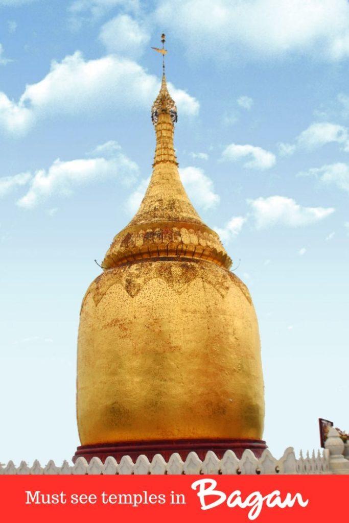 Temples and Pagodas of Bagan