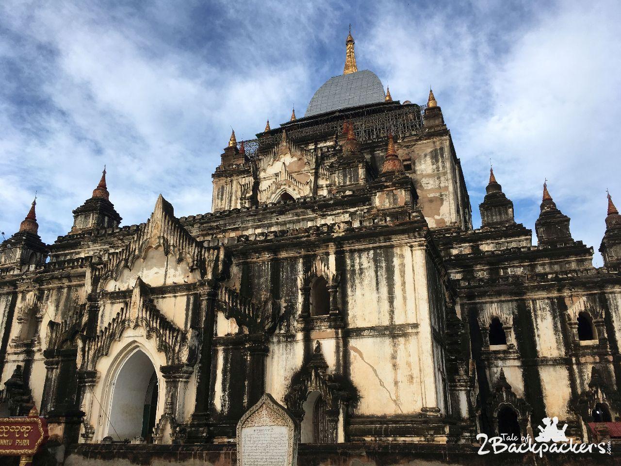 Thatbyinnyu Temple_Bagan_Myanmar