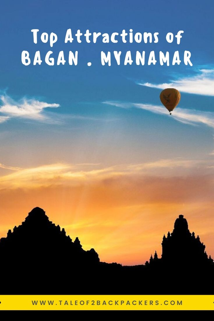Top Attractions of Bagan
