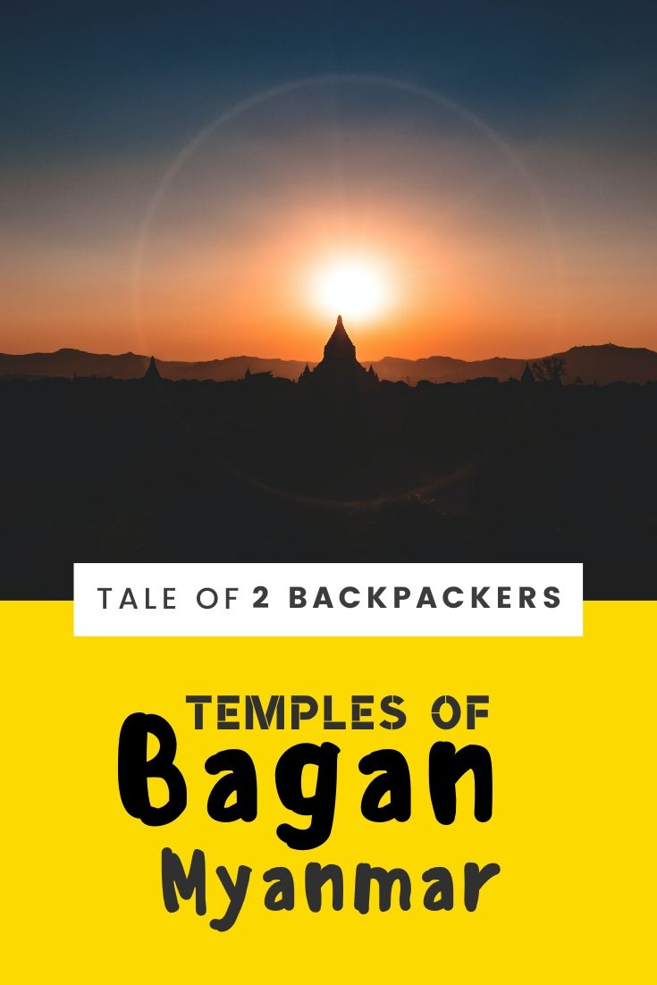 Top Temples of Bagan Myanmar