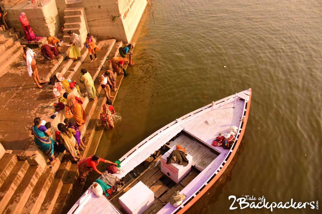 Ghats of Benaras, Uttar Pradesh