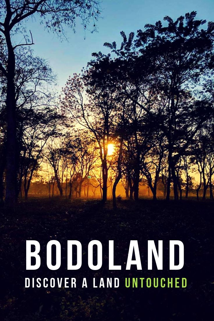 Things to see at Bodoland