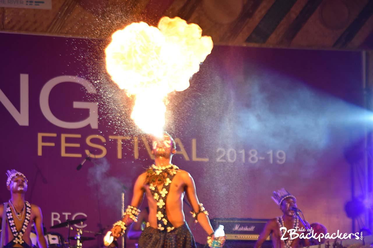 Dwijing Festival, Bodoland. Assam Tourism, BTC
