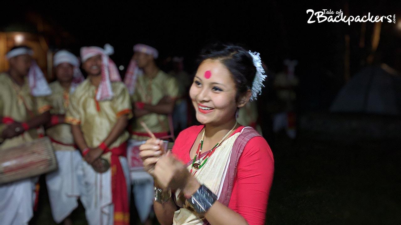 Bihu-Assam-Bodoland