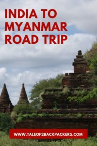 India to Myanmar by road