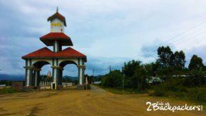 Myanmar by road