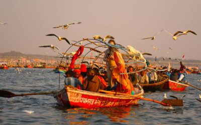 A guide to the Kumbh Mela at Prayagraj (Allahabad)