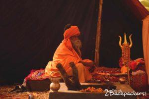 Sadhus at Kumbh
