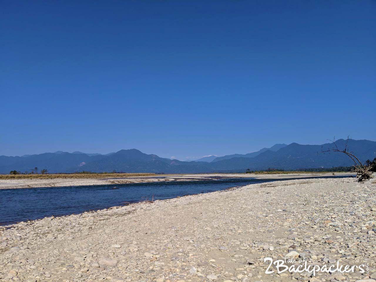 Manas River-Manas National Park