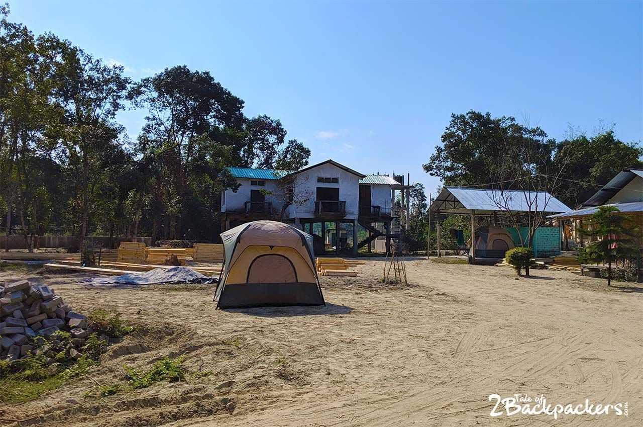 Manas Maozigendri Ecotourism society ecotourism at Manas National Park