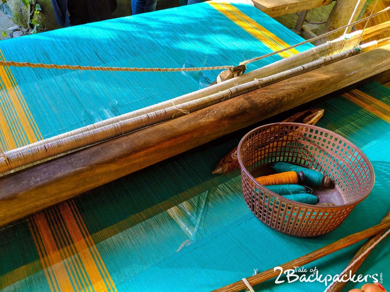 Weaving at Assam-Bodoland Tourism (2)