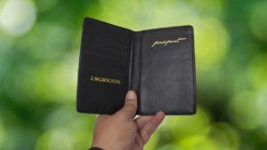 Urby Passport holder