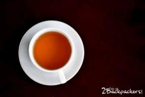 Enjoy a cup of Darjeeling Tea